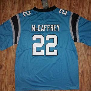 Christian Mccaffrey Carolina Panthers Jersey Large